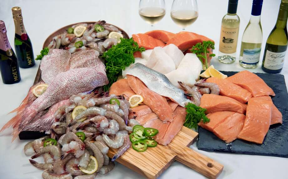 The 21-day seafood habit package from Landry's Kitchen. Photo: Landry's, Inc.  / LANDRYS