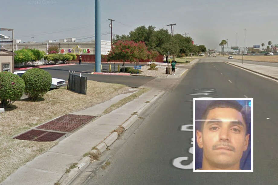 A man was arrested for allegedly calling 911 more than two dozen times and remaining silent, authorities said. Photo: Google Maps/Street View