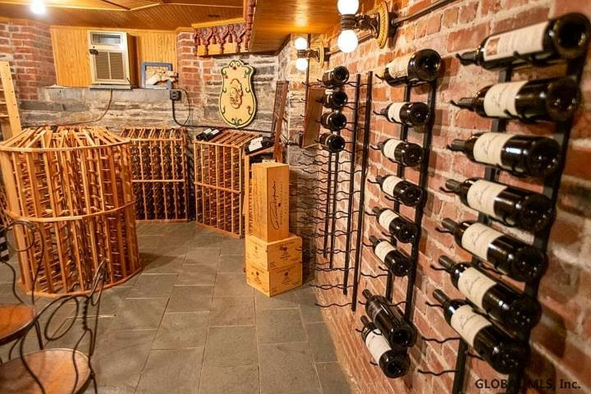 The Capital Region real estate market features a number of homes with gorgeous and creative wine cellars to store and showcase your wine collection.