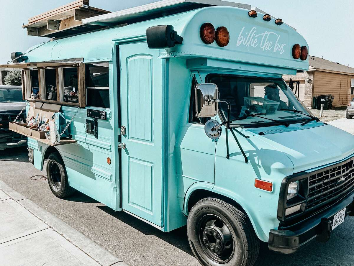 Picks Bar has started delivering cocktails and food on a school bus converted into a food truck.