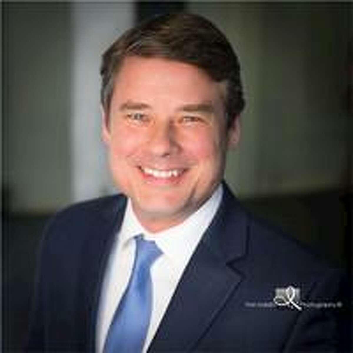 Southbury Economic Development Director Kevin Bielmeier