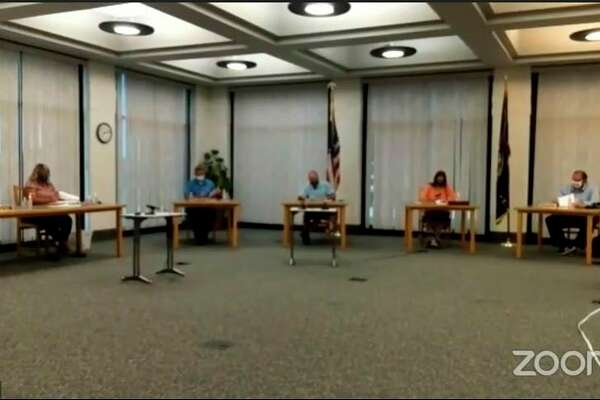 The Big Rapids Public Schools Board of Education approved a fall reopening plan during its meeting Monday. The final plan includes a hybrid start to the year, with options for virtual and in-person learning throughout the year. (Courtesy photo)