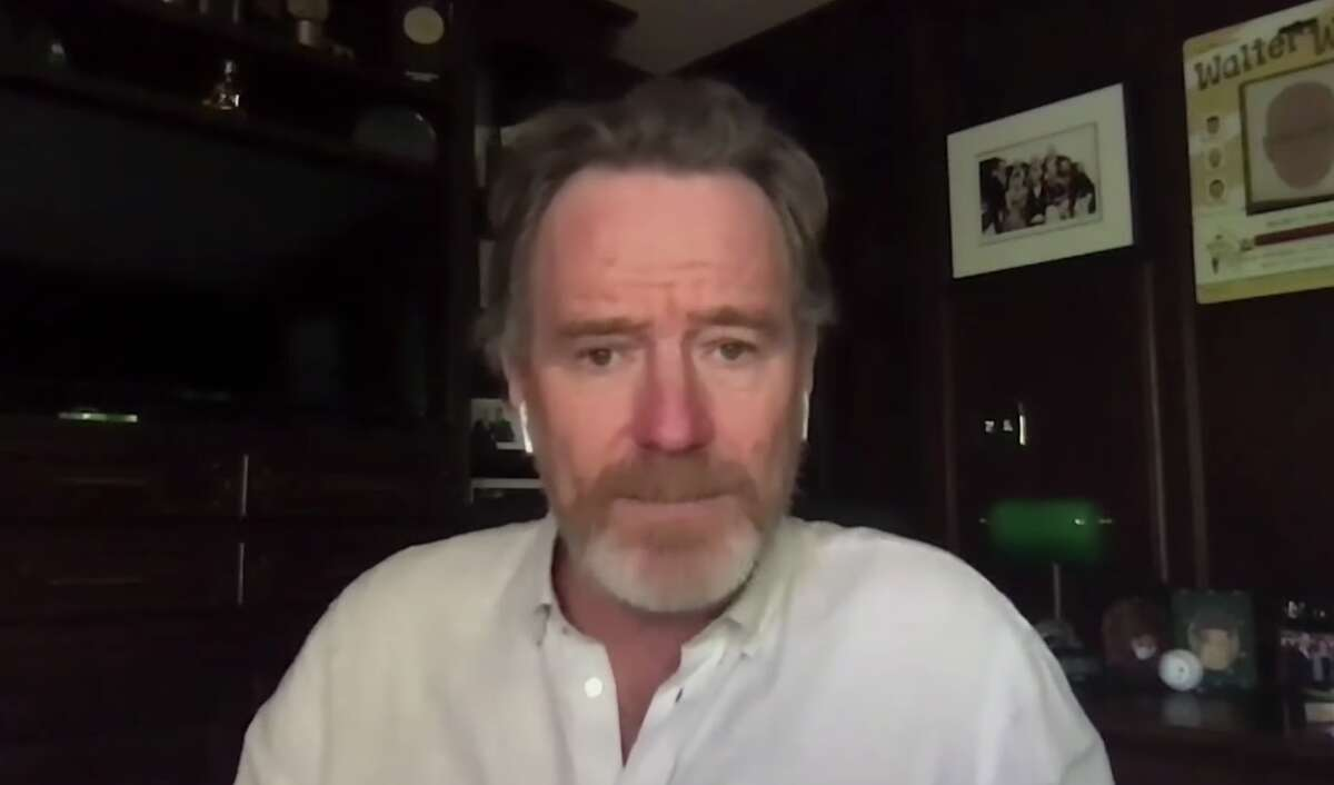 Bryan Cranston appeared on