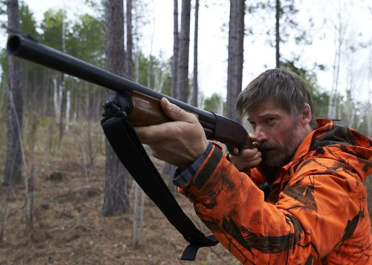 Nikolaj Coster-Waldau is hunting a hunter in