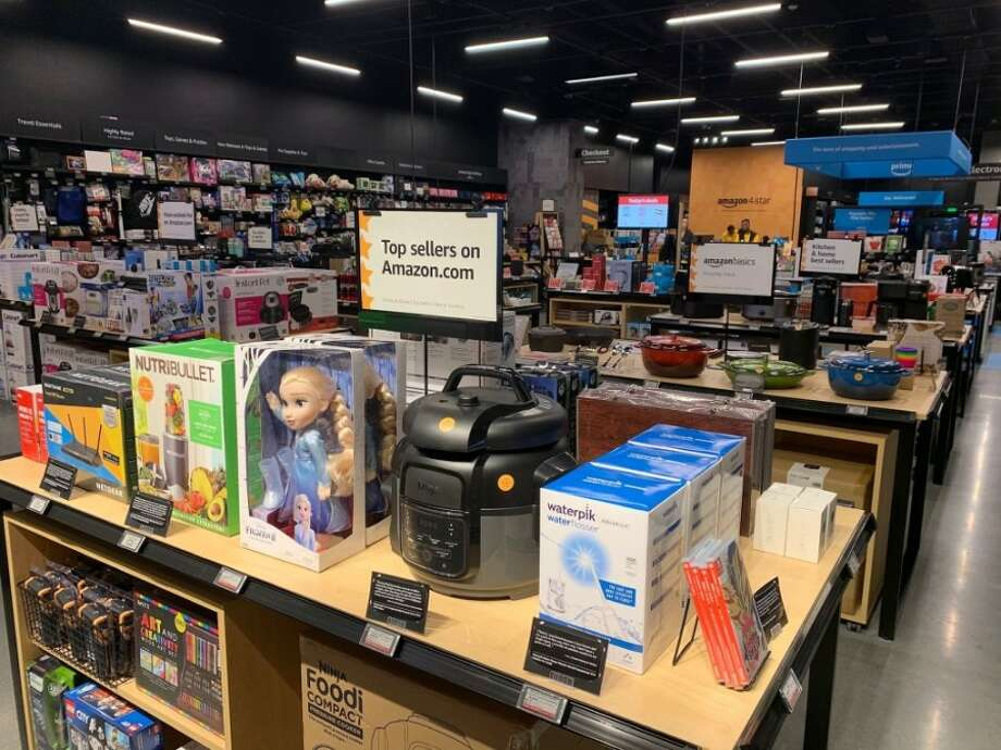 Amazon 4-star stores carry a wide range of items, includingtoys and games to home and kitchen products. Photo: Courtesy Amazon Physical Stores