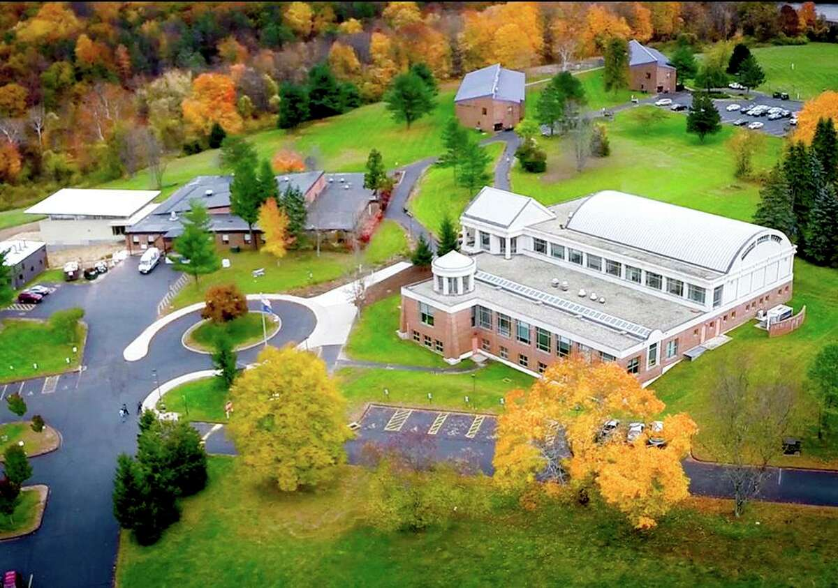 The Middlesex Community College campus is located at 100 Training Hill Road in Middletown.