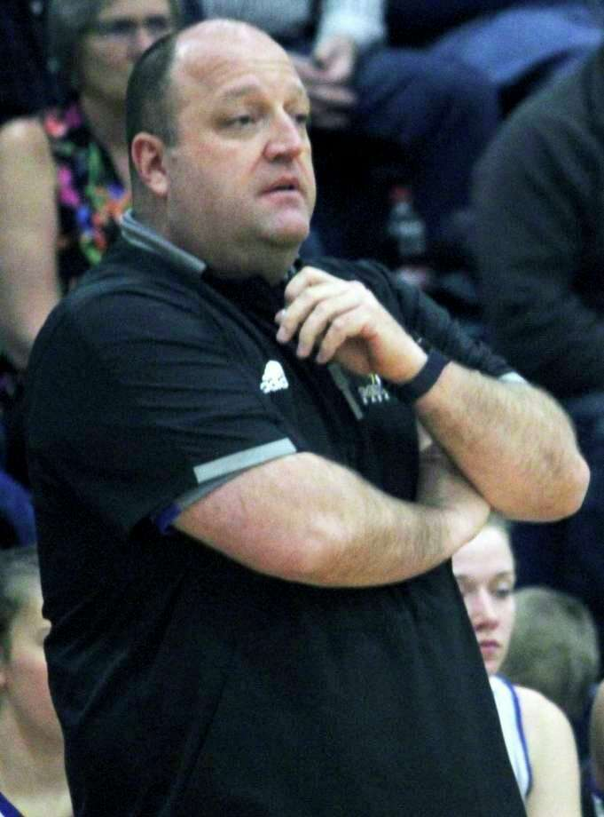 Mohawk girls hoops coach Rob Brauher is happy withthe success of his team's summer workouts. (Pioneer file photo)
