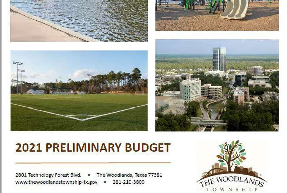 The Woodlands Township completed their week-long 2021 budget planning on Thursday, Aug. 6, setting a slightly lower preliminary property tax rate as well as tentatively agreeing to a 2021 annual budget of more than $127 million. Both the tax rate and budget require official approval at board meetings over the next six weeks. The preliminary property tax rate was set at 22.31 cents per $100 of valuation of a home or property, a tiny decrease from the 2020 property tax rate of 22.4 cents per $100 of valuation. According to a budget document published by the township, the 2021 budget will maintain all current service levels in each township department as well as law enforcement services, allow for much-needed flexibility to cope with potential sales tax revenue losses that could continue into 2021 and temporary deferral of various capital improvement projects to a future date. Photo: Courtesy / Courtesy