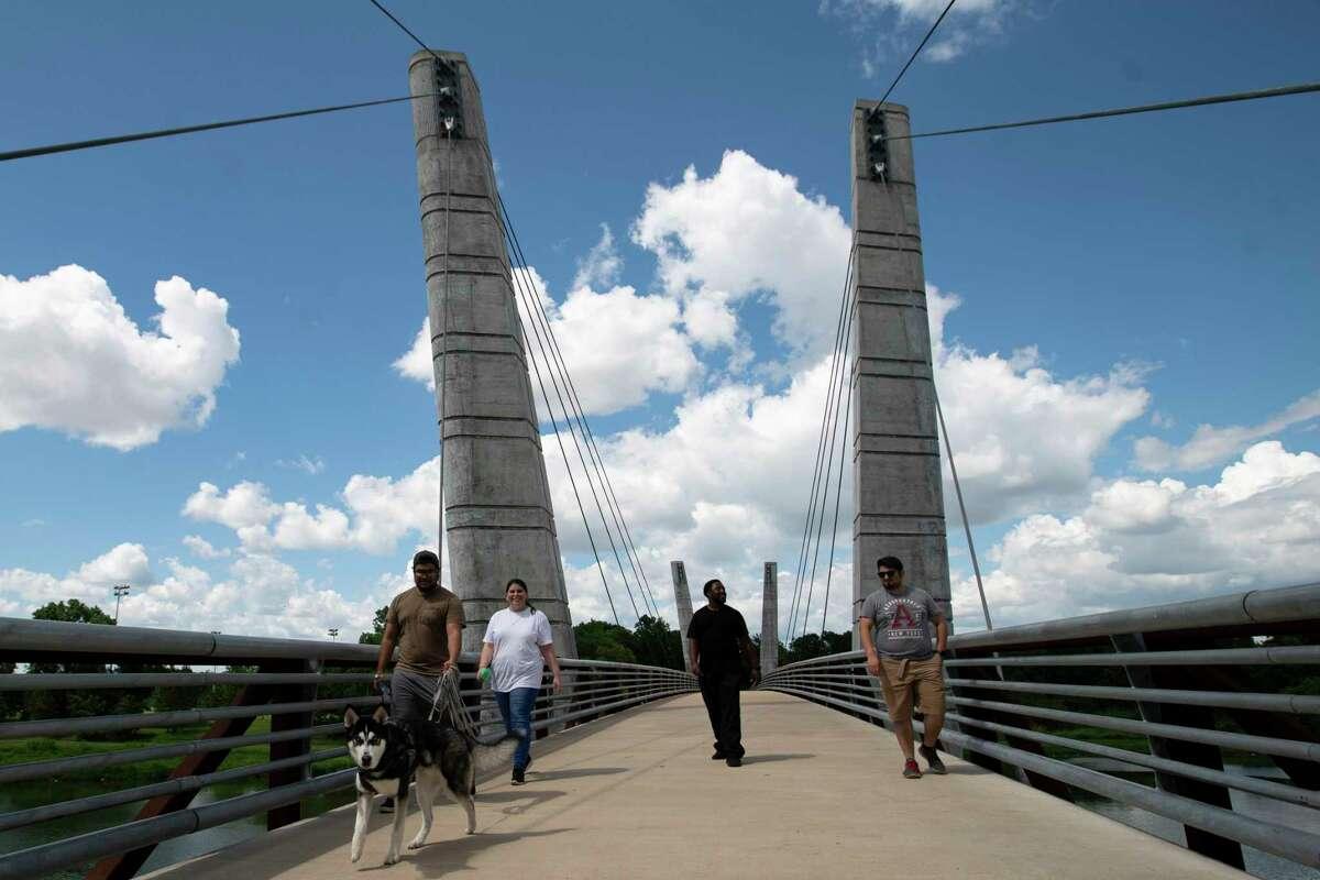 Renew Houston is hosting a virtual walk Oct. 18