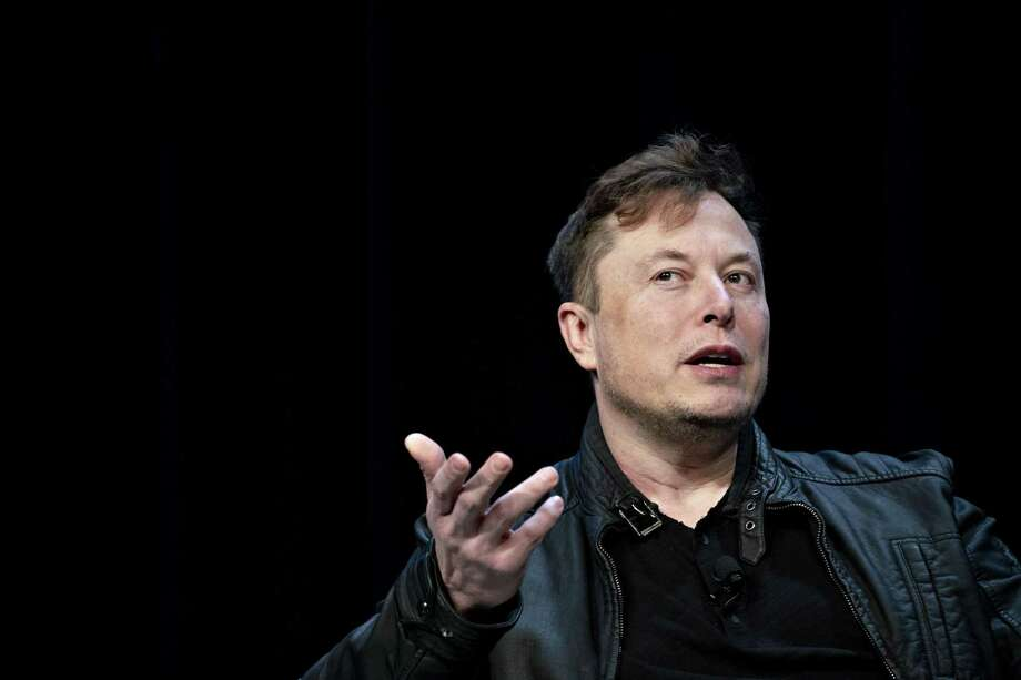 Elon Musk, founder of SpaceX and chief executive officer of Tesla Inc., speaks during a discussion at the Satellite 2020 Conference in Washington, D.C., on March 9, 2020. MUST CREDIT: Bloomberg photo by Andrew Harrer. Photo: Andrew Harrer, Bloomberg / Bloomberg / 2020 Bloomberg Finance