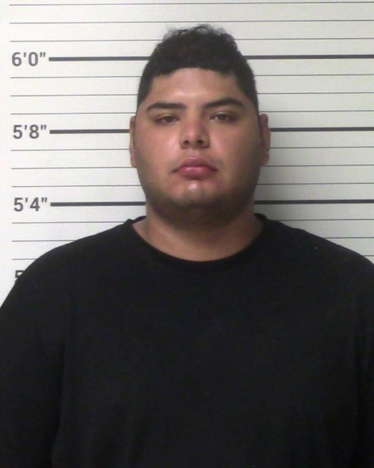 Isaac Rodriguez Barboza Jr., 23, is charged with intoxication assault with a vehicle causing serious bodily injury. Kerrville police say he veered off the road and drove into an 8-year-old girl's bedroom Aug. 6. The girl died at University Hospital on Monday.