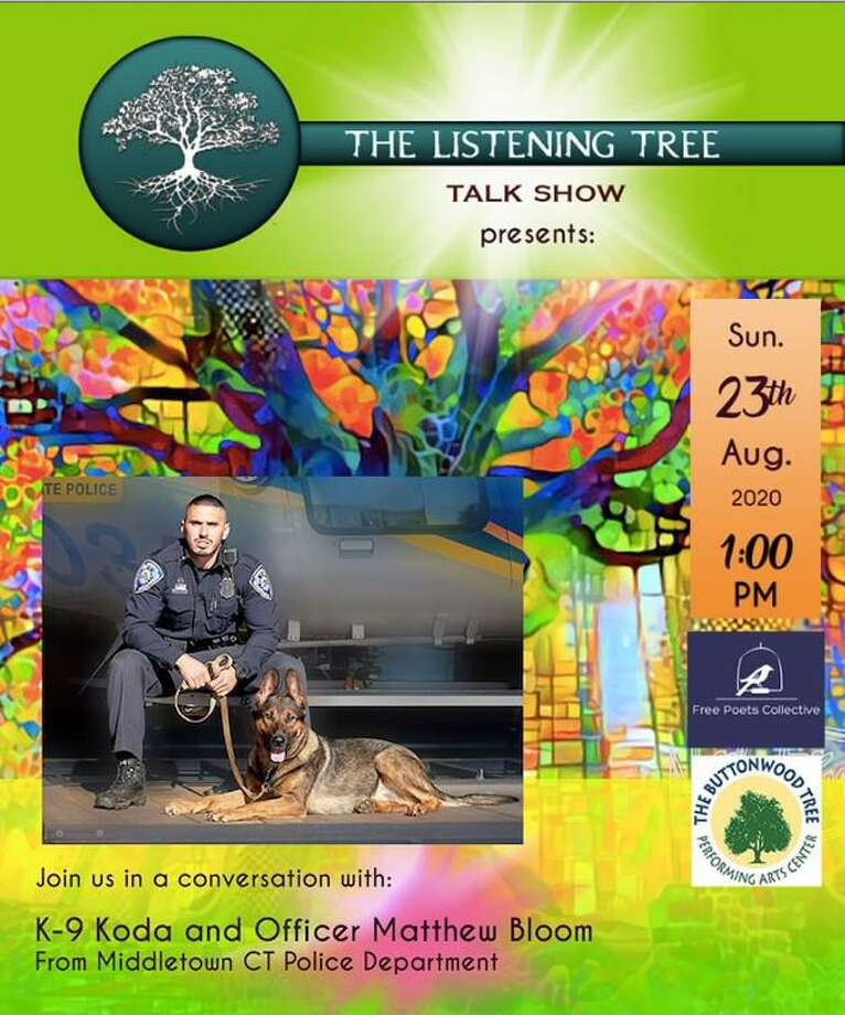 The Listening Tree's next installment is scheduled for Aug. 23, courtesy of The Buttonwood Tree Performing Arts Center in Middletown. Photo: Contributed Photo