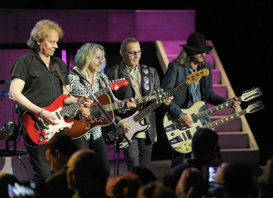Styx, the rock band from Chicago that formed in 1972,is scheduled to performOct. 30 at the Foxwoods Resort Casino in Mashantucket. Photo: Styx / Contributed Photo