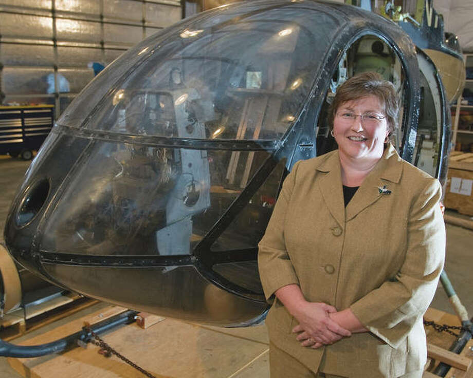 It was during a summer vacation trip to Houston that then-sophomore Susan Gorton knew she wanted to be a part of NASA. Photo: Photo Provided