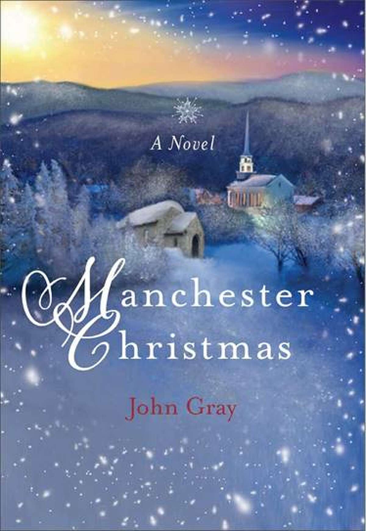 """""""Manchester Christmas"""" by John Gray, set to come out in December of 2020."""