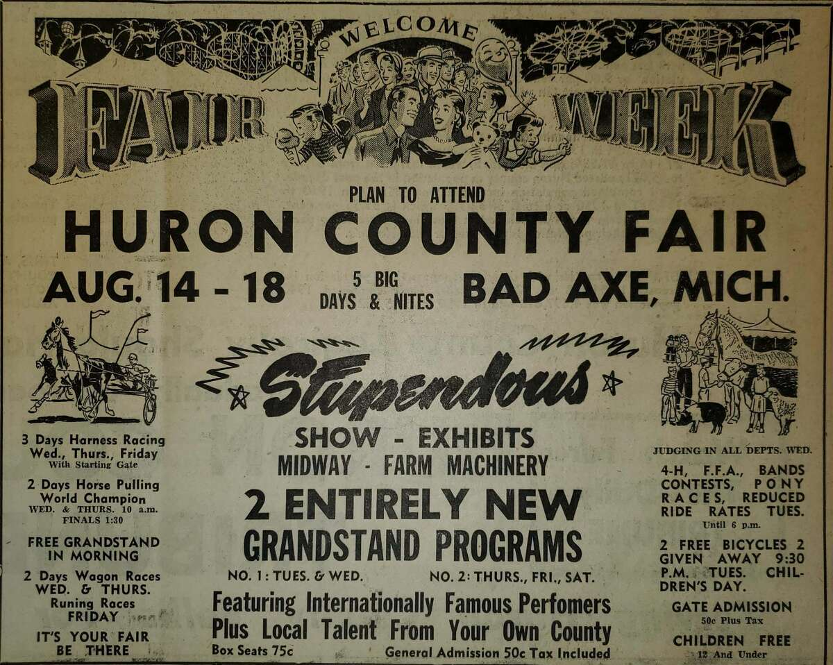 For this week's Tribune Throwback we take a look in the archives from August 1951.