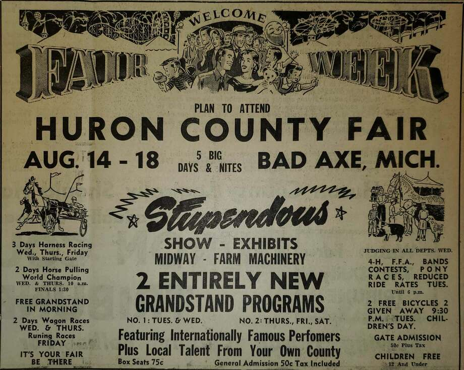 For this week's Tribune Throwback we take a look in the archives from August 1951. Photo: Tribune File Photo
