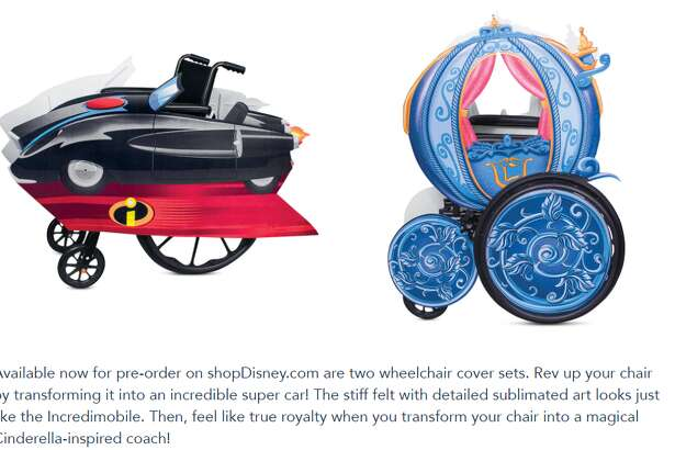 Disney launched a new line of adaptive costumes designed for fans who use wheelchairs or have other accessibility needs.
