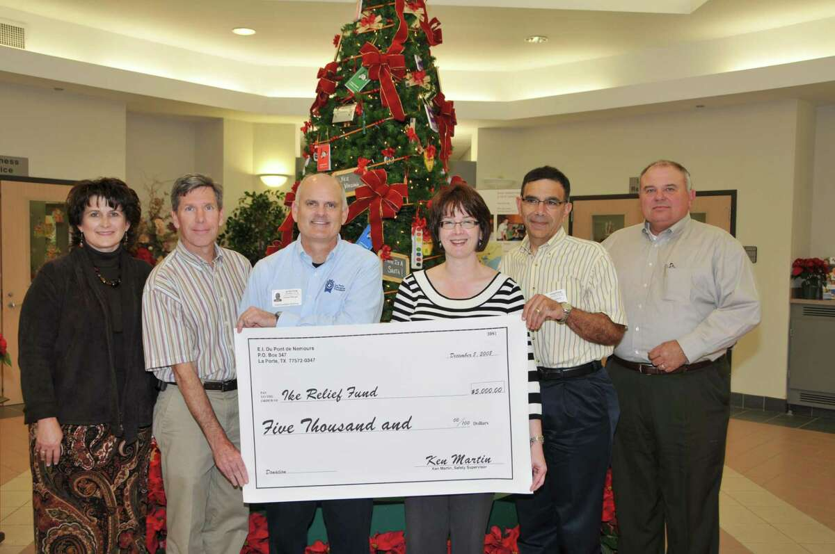 The La Porte ISD Education Foundation has a long tradition of support from area industries such as Du Pont, such as when the company donated $5,000 to the group for a Hurricane Ike Recovery Fund to aid district students impacted by the storm. The foundation is now dealing with effects of the coronavirus pandemic on area industry and families.