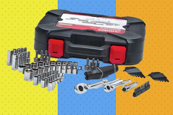 Buy the Husky Mechanical Tool Set for $27.97 at Home Depot
