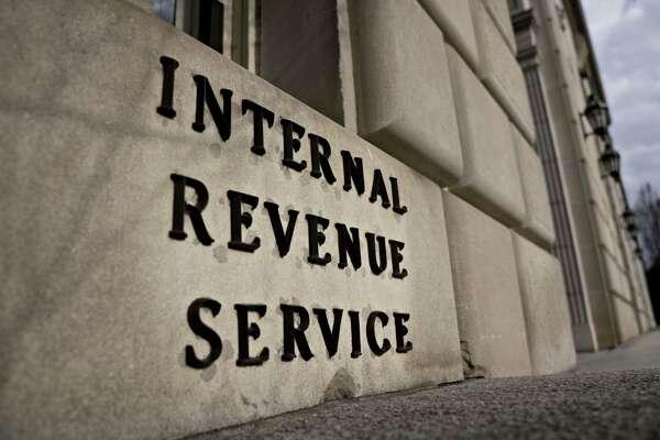 The Internal Revenue Service headquarters in Washington on Jan. 8, 2019.