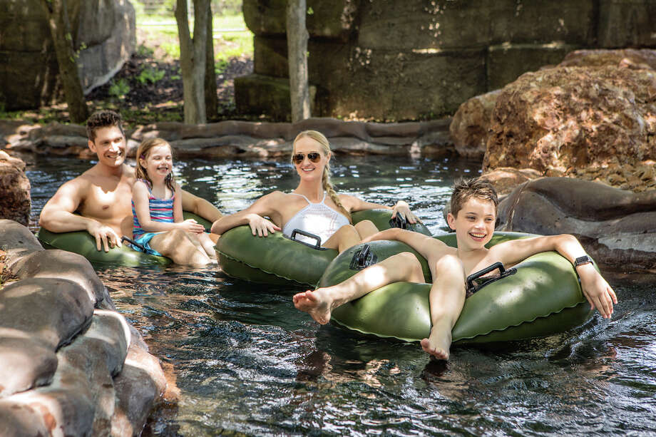Hyatt Regency Hill Country Resort and Spa, located on the Far West Side, now offers day passes Monday through Thursday. Photo: Hyatt Regency Hill Country