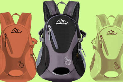 sunhiker Daypack for $11.99 with promo code602WHM68