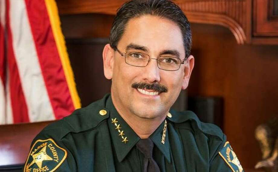Just as Florida reached hit a new record for COVID-19 deaths,  there's one sheriff who decided there's no need to wear a mask if you're a deputy in Marion County. Photo: Marion County Sheriff's Department