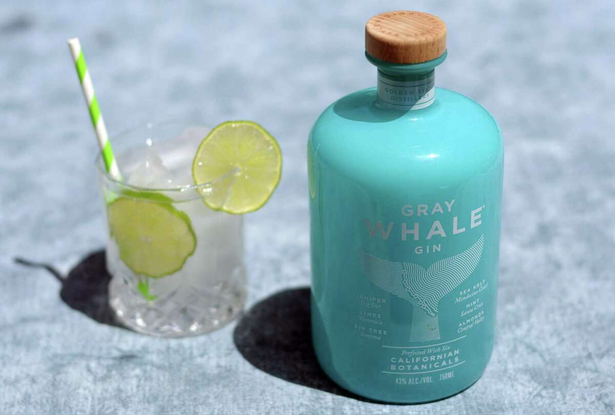 Gray Whale Gin's unique flavors make make it a fine sipping gin. And it supports maritime conservation.