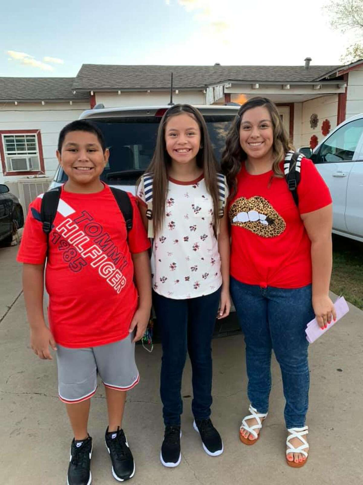 Readers share 2020 back to school photos