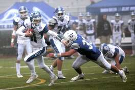 Darien vs. Newtown in CIAC Class LL state final Saturday, Dec. 14, 2019.