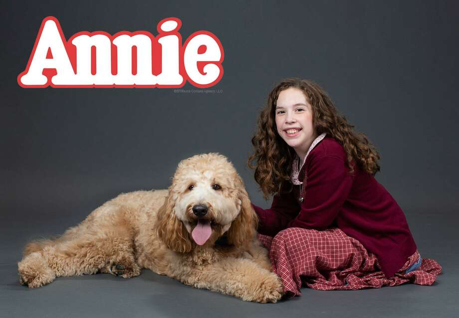 """Ellie Yarbrough, 12, plays Annie in Christian Youth Theatre's """"Annie"""" this weekend. Photo: Photo Courtesy Christian Youth Theatre"""