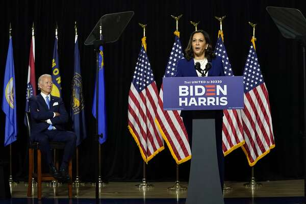 What Does Kamala Harris Stand For Republicans Can T Seem To Decide Sfchronicle Com