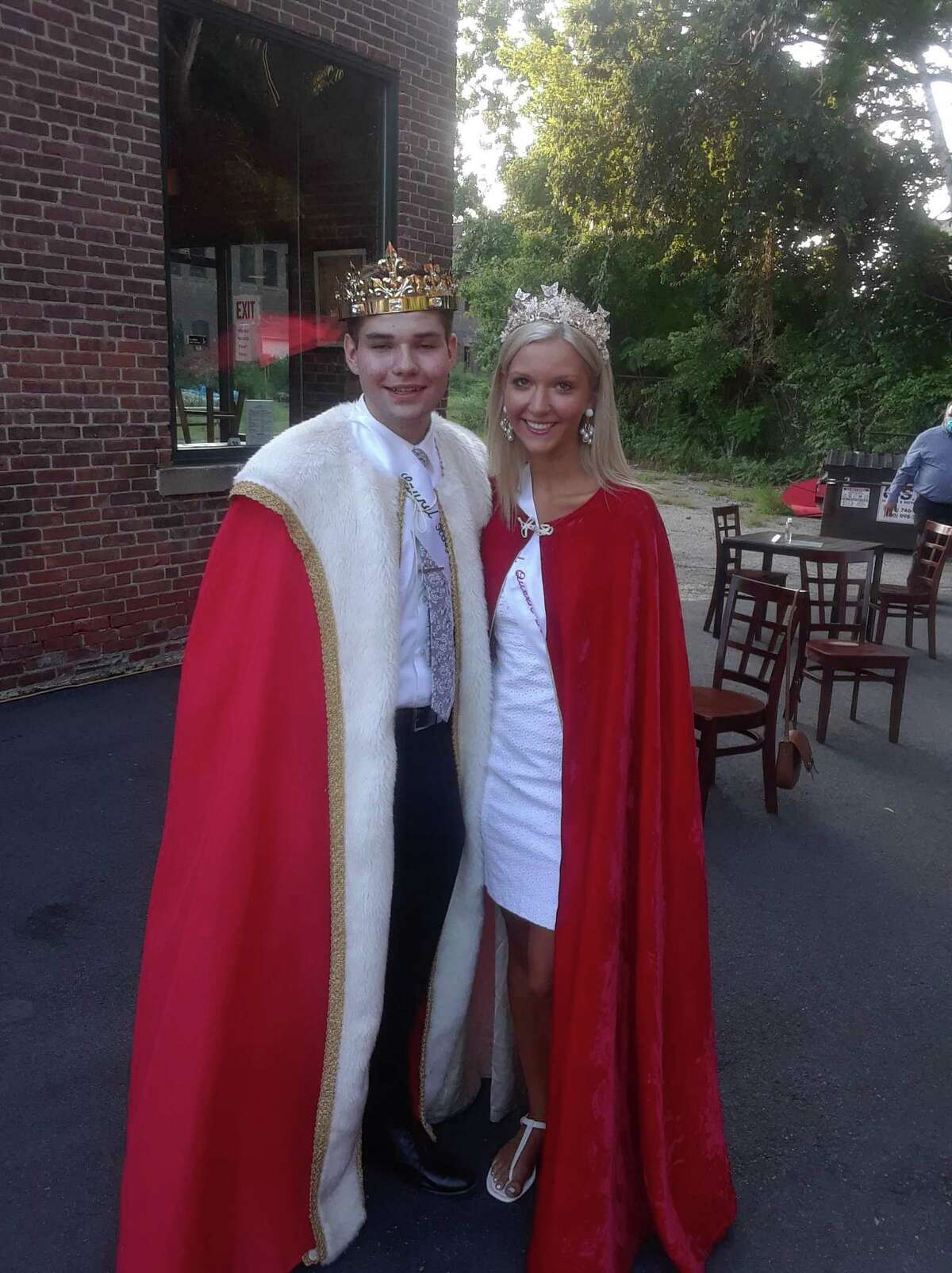 In 2020, the 86th annual Laurel Festival, which was almost completely canceled by COVID-19, included the Laurel Queen and King contest.