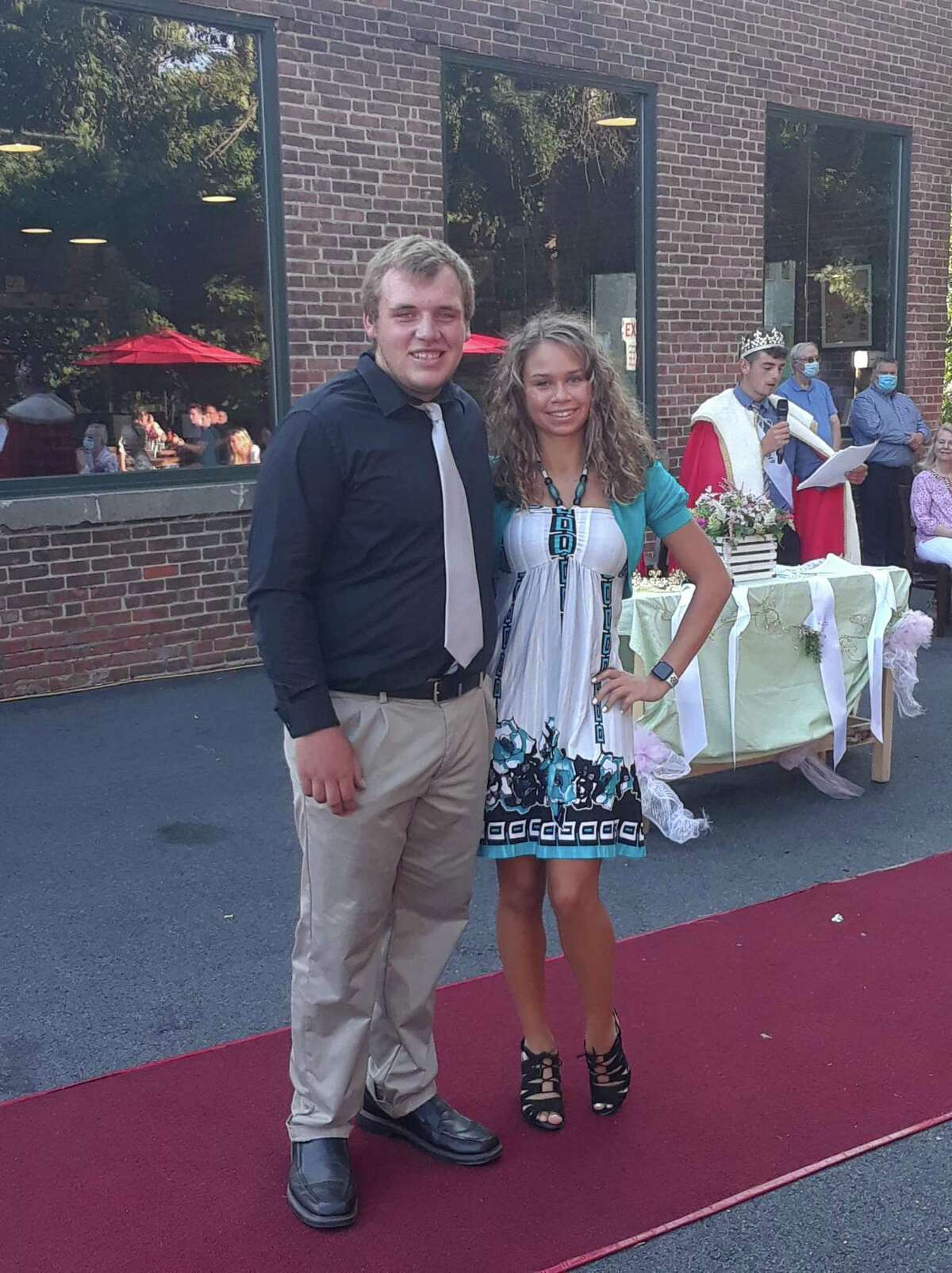 The 86th annual Laurel Festival, which was almost completely canceled by COVID-19, includes the Laurel Queen and King contest. Little Red Barn Brewers provided the space for the crowning of the 2020 Queen and King, which included a reception with dinner and honoring the winners.