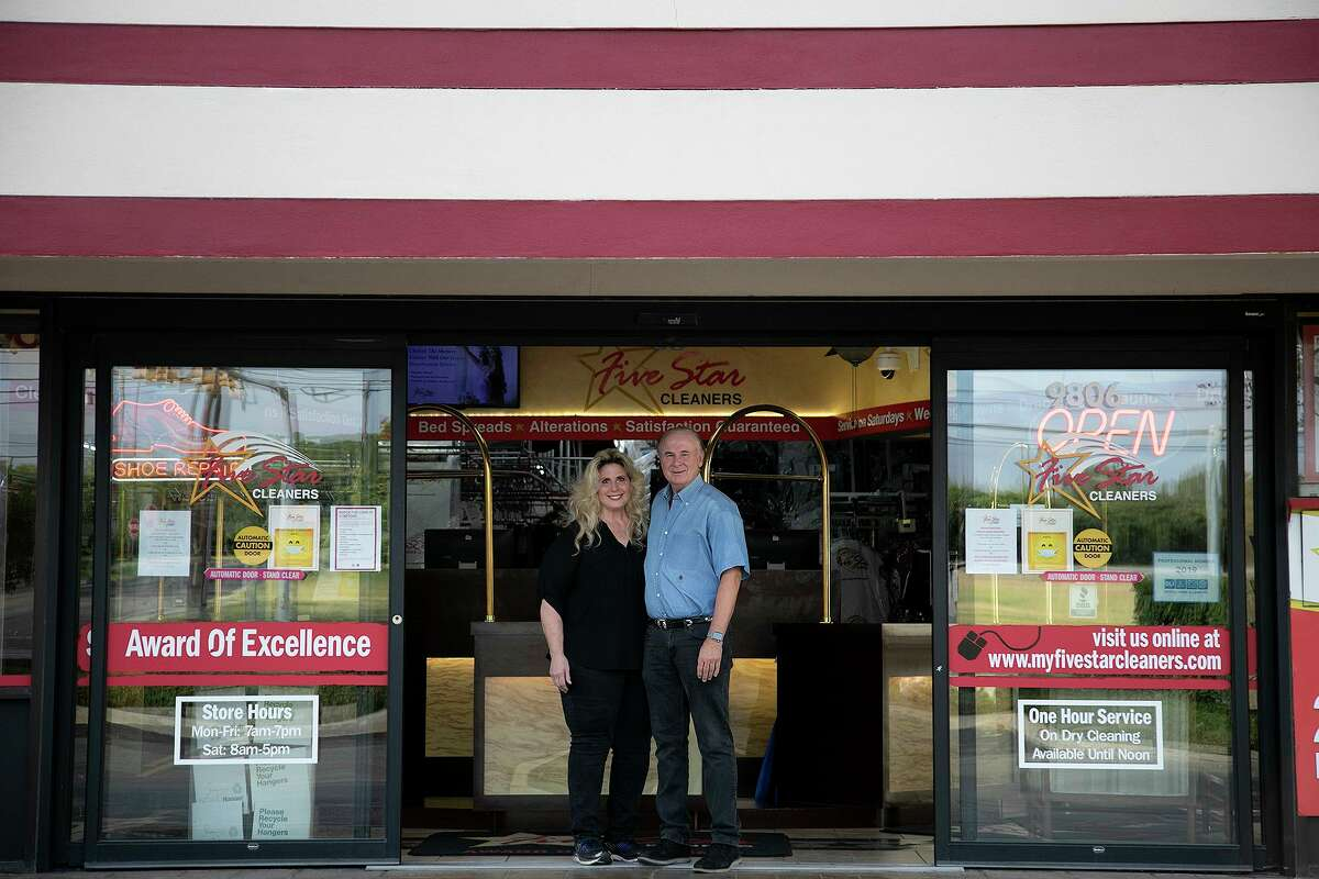 Five Star Cleaners owners Richard and Sharlene Thum talk about the business they started almost 40 years ago and the fraud at FourWinds Logsitics he reported.