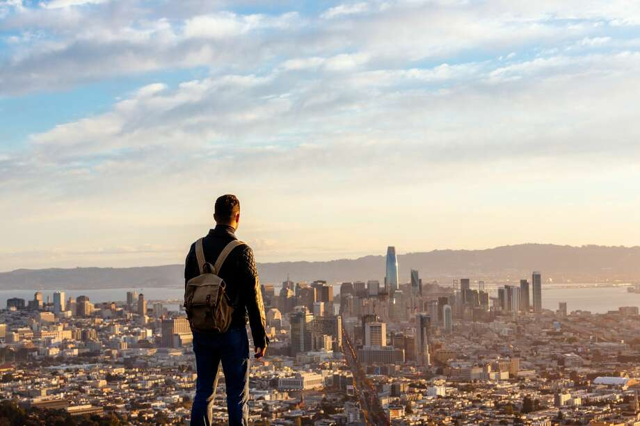 The outlook for tourism and hospitality in San Francisco is grim, with no real recovery expected until 2025. Photo: Alexander Spatari/Getty Images / Alexander Spatari