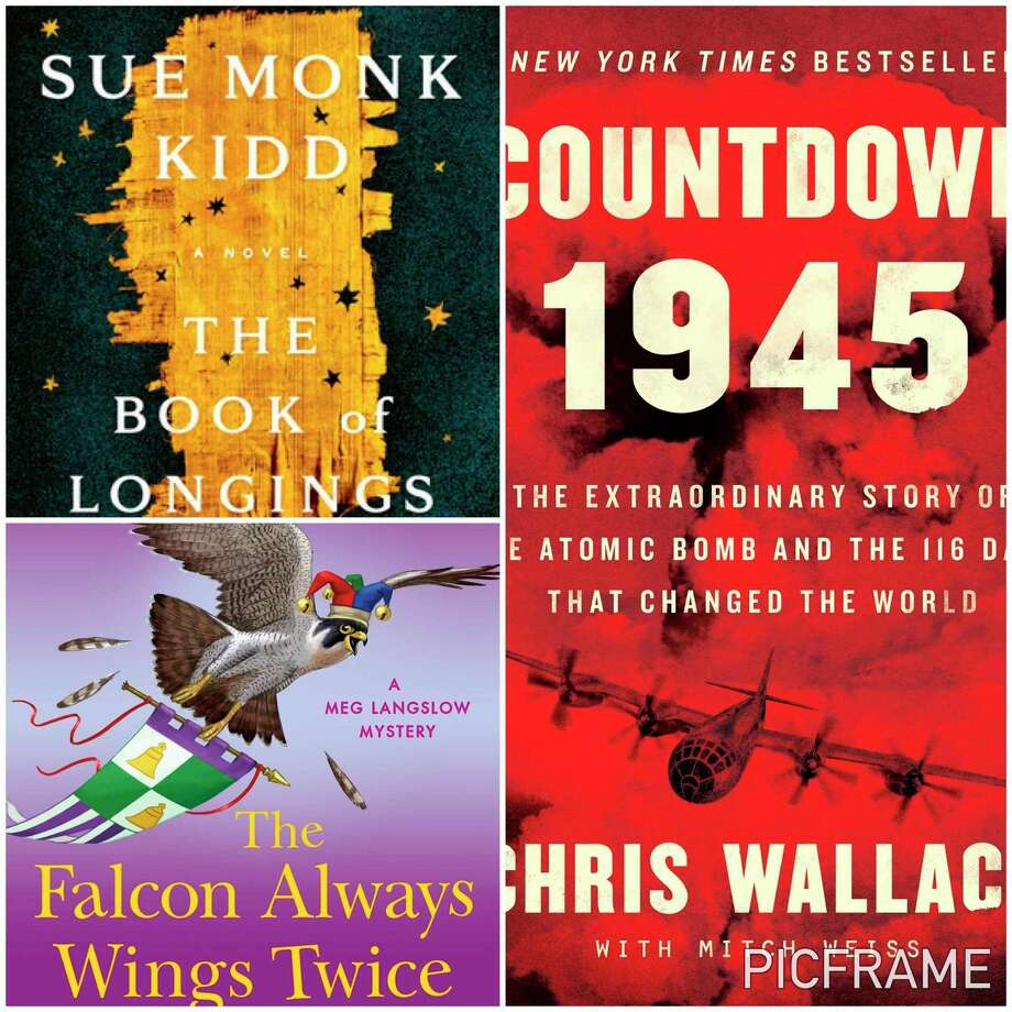 """One of the new titles available this week is """"Countdown 1945: the Extraordinary Story of the Atomic Bomb and 116 Days that Changed the World"""" by Chris Wallace also tells the story of the atomic bomb from an American perspective.(Courtesy photo)"""