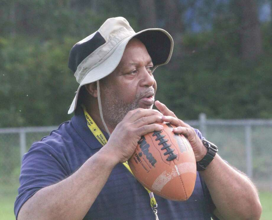Veteran Baldwin football coach Bob Watkins was ready to start practices this week. (Star file photo)