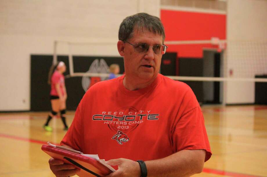 Reed City's Don Patterson returns for another season as volleyball coach. (Herald Review file photo)