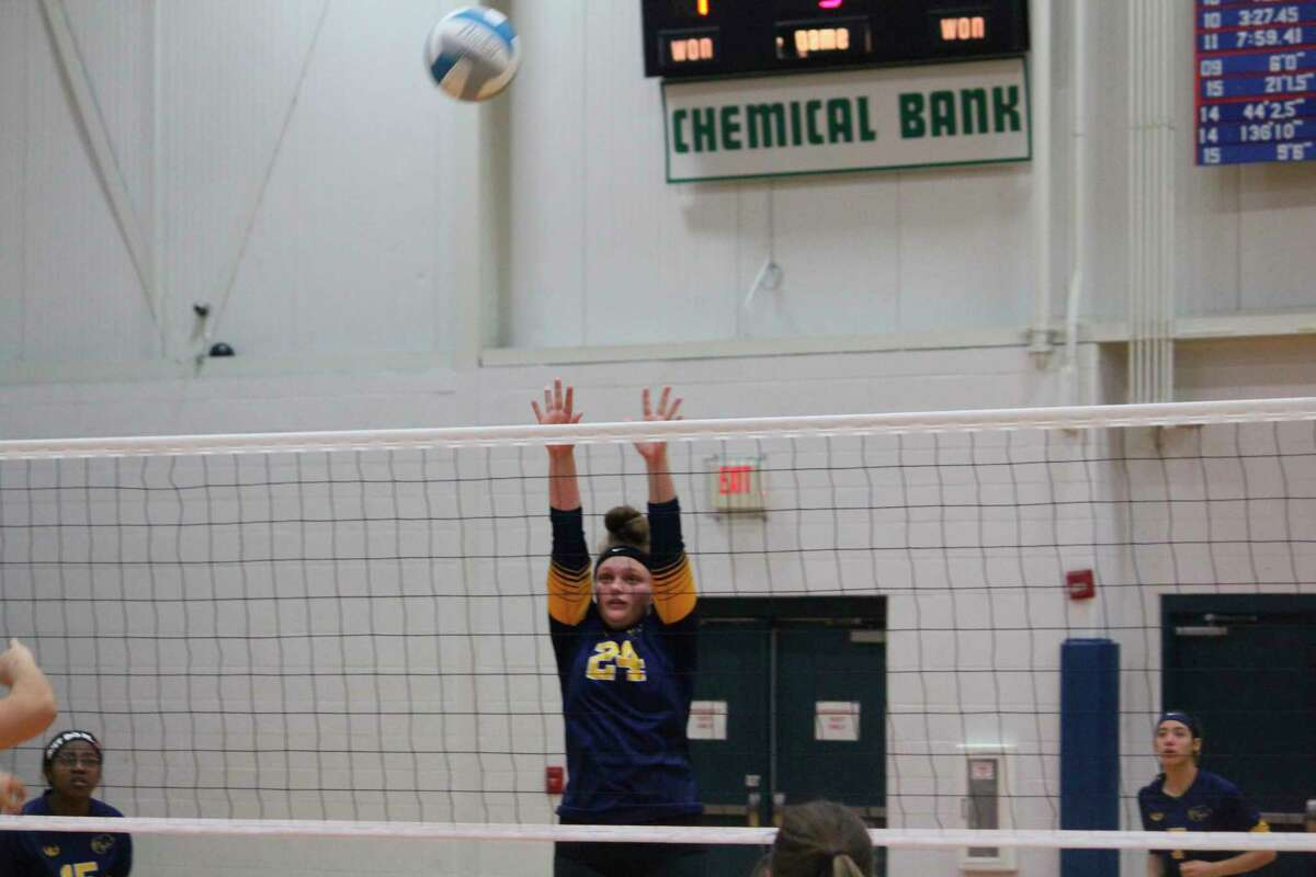 Baldwin's volleyball team was slated to start practices on Wednesday. (Star file photo)