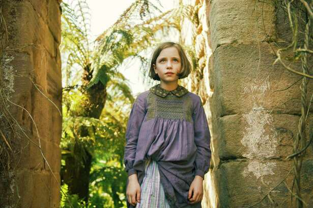 "Dixie Egerickx stars in ""The Secret Garden,"" now available on demand."