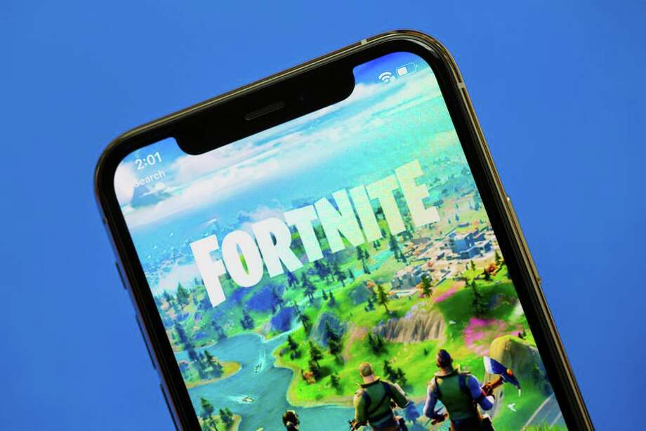 Apple kicked the popular Fortnite video game off its App Store after the gaming company released a payment system that sidestepped Apple's. Photo: Angela Lang/CNET