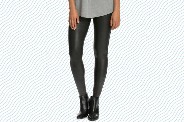 SPANX Faux Leather Leggings, $64.90 (Normally $98)