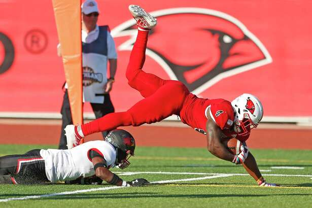 The UIW football team will have to wait until the spring to play as the Southland Conference postponed fall athletics.