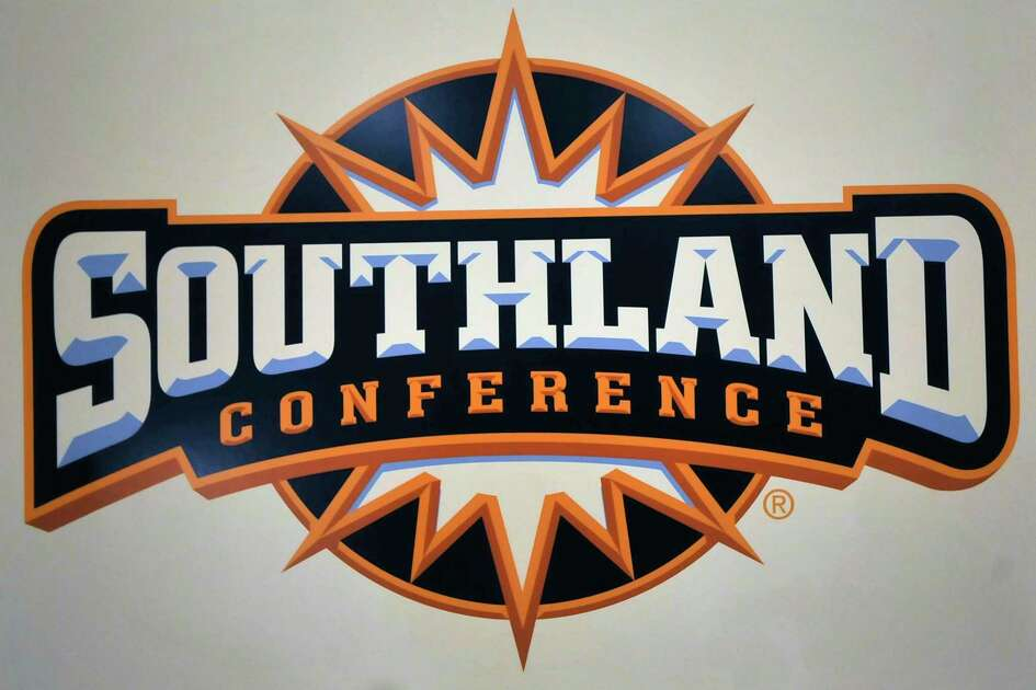 The Southland Conference Media Day took place at the L'auberge Casino Resort in Lake Charles Louisiana Wednesday July 24, 2013. Lamar football coach Ray Woodard presented two of his players, defensive linemen Jesse Dickson and Mark Murrill to all the media that covers the conference. They spent the better part of the afternoon doing television interviews and meeting with all the reporters in attendance. . Dave Ryan/The Enterprise