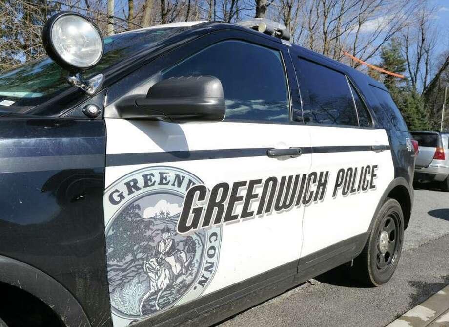 Greenwich police Photo: File / Bob Luckey Jr. / Hearst Connecticut Media