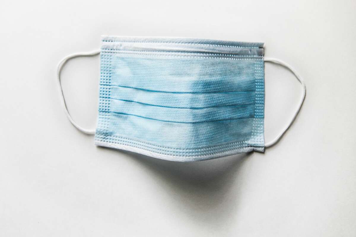 The second most effective mask is a surgical mask, also worn by medical professionals but more widely available to the public. The study found a droplet count of zero to 0.1 when users were wearing this mask.