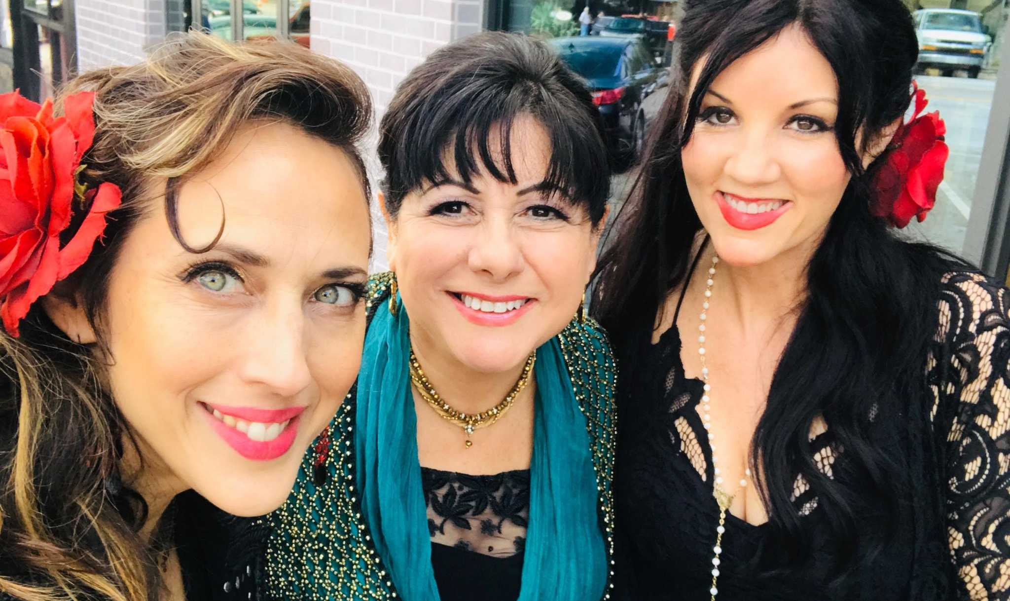 Texicana Mamas talk about their forming and their first album