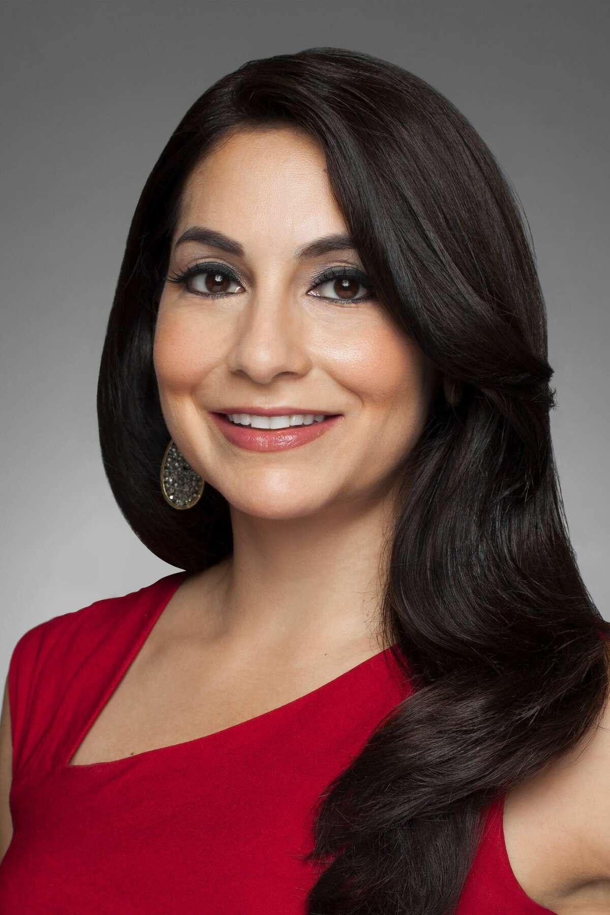 KSAT 12 has named Stephanie Serna as the new anchor of